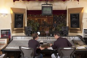 sound studio interior design