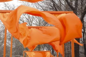 The Gates, NYC 2005 by Christo and Jean Claude