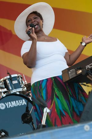 Irma Thomas - New Orleans Jazz Festival 2012