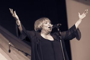 Mavis Staples - New Orleans Jazz Festival 2012
