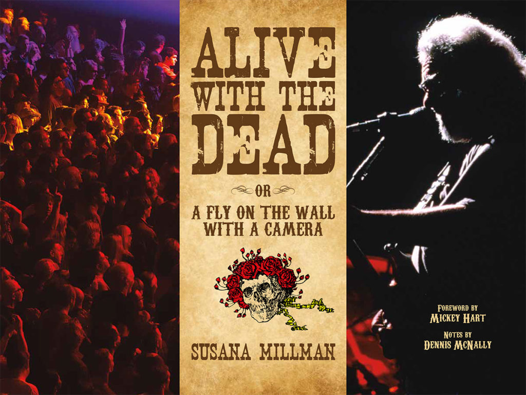 Photo book: Alive with the Dead cover