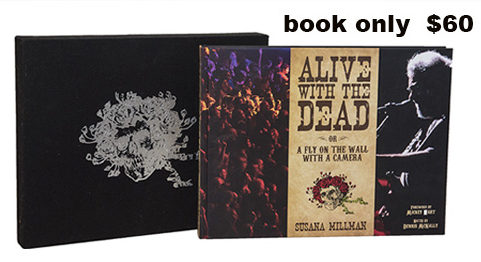 Alive with the Dead book with slipcase